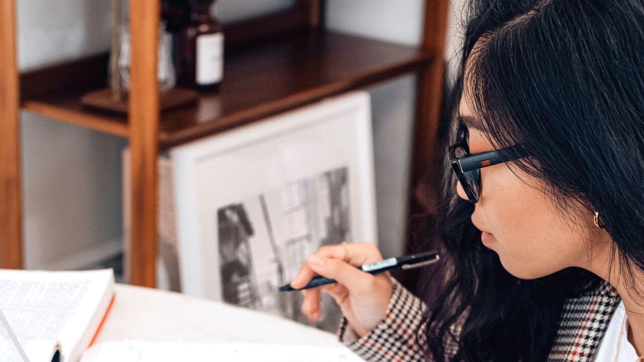 個別指導塾 新潟市 スクールNOBINOBI 中学生 ノート まとめ方 コツ イメージ画像